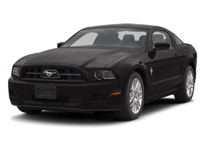 2013 Ford Mustang GT (Black)