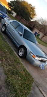 2000 Grand Marquis GS (as is) clear blue title in our name, in hand(SORRY, CASH ONLY, NO PAYMENTS OR TRADES) $3100 obo Its been a great car!