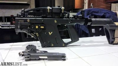 For Sale: Kriss Vector SDP