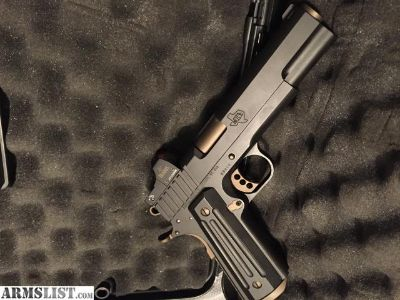 For Sale: Custom STI/Caspian 1911