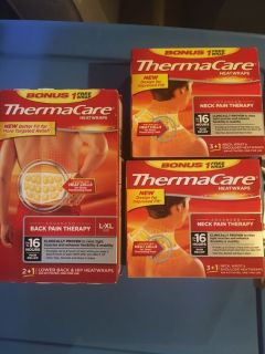 Thermacare Lot