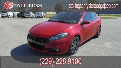 2015 Dodge Dart SXT (Red)