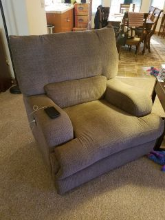 Two Power Recliners