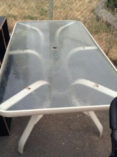 Large Patio Table