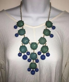 Charming Charlie Bubble Necklace