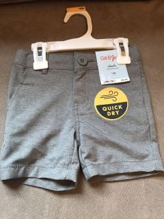 Cat and jack quick dry shorts