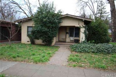 698 E 8th Street Chico Three BR, Vintage bungalow located close