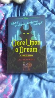 Once upon a dream : twisted tale for sleeping beauty by liz Braswell