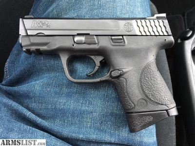 For Sale: S&W M&P compact 9mm
