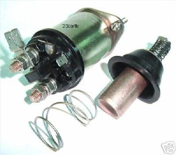Find STARTER SOLENOID MGB JAGUAR TRIUMPH LOTUS AUSTIN MARINA ROVER 1968-89 &MORE motorcycle in Lexington, Oklahoma, United States, for US $54.95