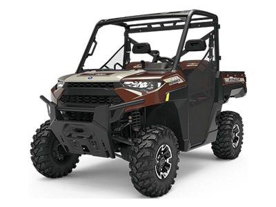 2019 Polaris Ranger XP 1000 EPS 20th Anniversary Limited Edition Utility SxS Troy, NY
