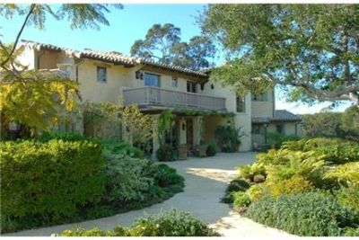 Private and newer Mediterranean home with big ocean views. Will Consider!