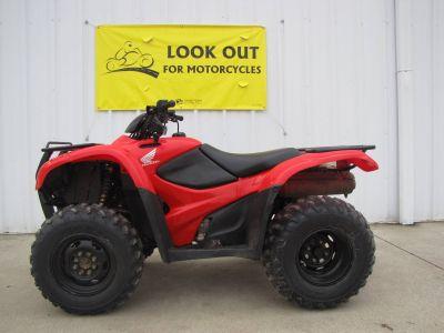 2008 Honda FourTrax Rancher 4x4 ES ATV Utility ATVs Ottawa, OH