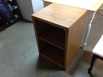 microwave cabinet  table