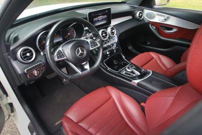 2015 Mercedes-Benz C-Class 4dr Sdn C300 Sport 4MATIC (Polar White)