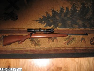For Sale/Trade: Savage Model 110 .270