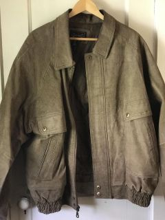 Suede Taupe Jacket