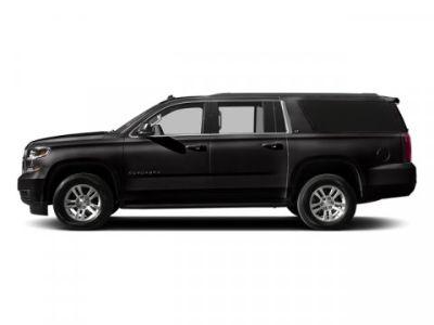 2016 Chevrolet Suburban LS 1500 (Black)