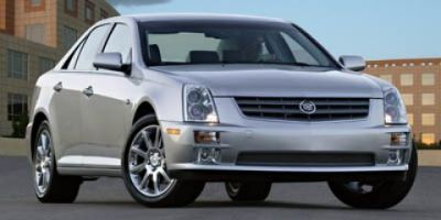2005 Cadillac STS Base (Silver Green Metallic)