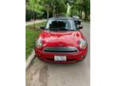 2010 Mini Cooper mini cooper chili red 2D hatchback
