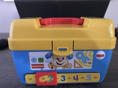 Fisher Price learning tool box