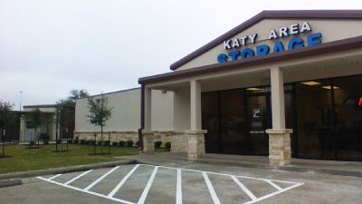 STORAGE IN KATY AREA