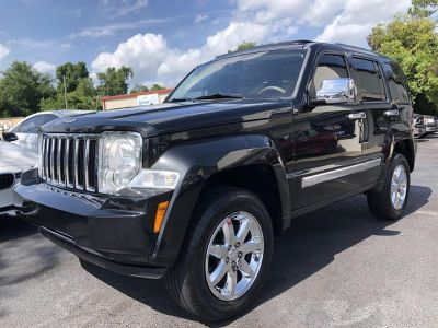 2009 Jeep Liberty Limited (Black)