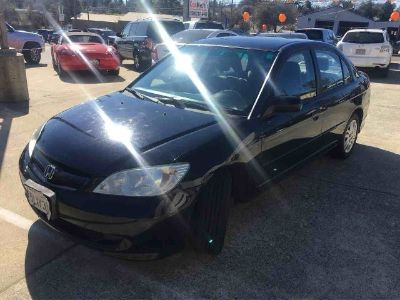 2005 Honda Civic LX Sedan 4D