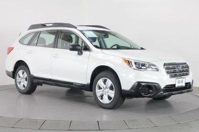 2015 Subaru Outback 2.5i (Crystal White Pearl)