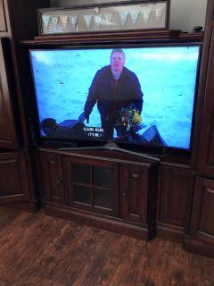 "55"" Curved Smart TV"