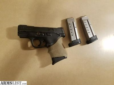 For Sale/Trade: Shield 40cal Night sights
