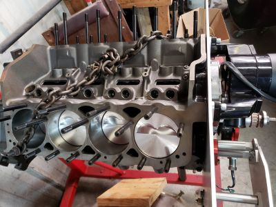 434 sbc everything but heads and valve train