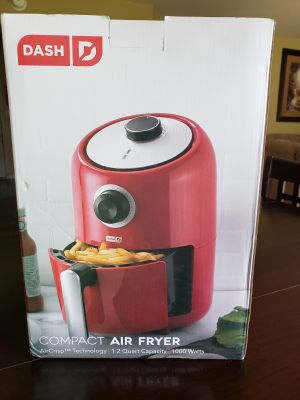 Air Fryer / 1.2 Quart Capacity