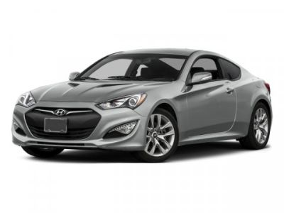 2015 Hyundai Genesis Coupe 3.8 R-Spec (Empire State Gray)