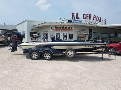 2007 Ranger Z21 Comanche Bass Boats Eastland, TX