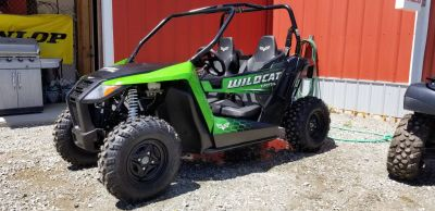 2018 Textron Off Road Wildcat Trail Sport-Utility Utility Vehicles Sandpoint, ID