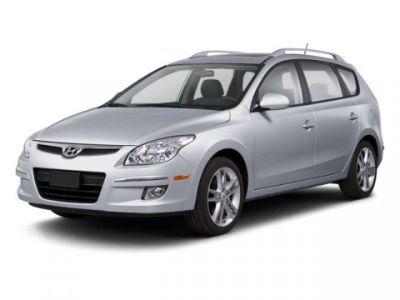 2011 Hyundai Elantra Touring SE (Shimmering Silver)