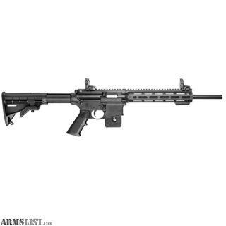 For Sale: S&W mp AR-15 22lr