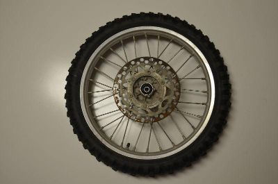 Buy 03 Kawasaki KX 85 Front Wheel motorcycle in Lapeer, Michigan, US, for US $40.00