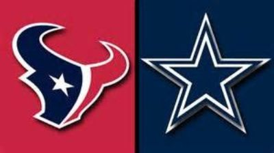 (2) Texans vs Dallas Cowboys 7th Row/Aisle Seats - Sun, Oct. 7 - Call Now!