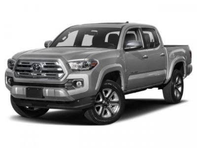 2019 Toyota Tacoma Limited (Red)