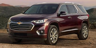 2019 Chevrolet Traverse LT Leather (Havana Bwn Met)