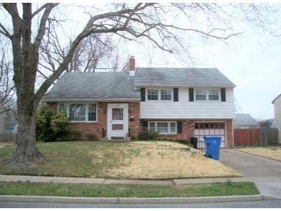 Preforeclosure Property in Cherry Hill, NJ 08034 - S Woodstock Dr