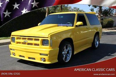 1983 Chevrolet S-10 Blazer S10