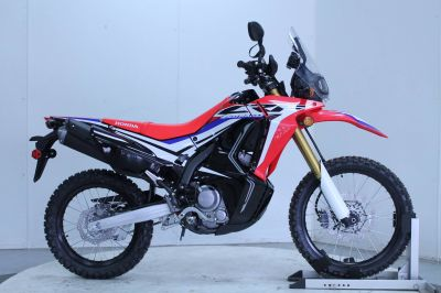 2017 Honda CRF250L Rally Dual Purpose Motorcycles Adams, MA