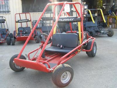 $1,000, Murray Go Kart