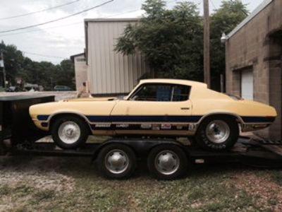 1970 Chevy Camaro Split Bumper