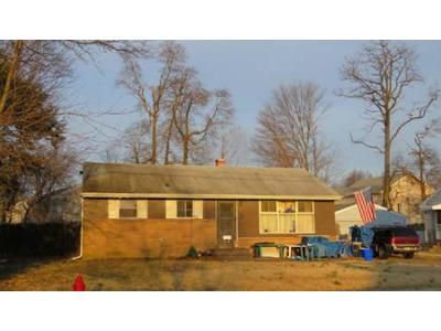 3 Bed 1 Bath Foreclosure Property in Burlington, NJ 08016 - La Gorce Blvd