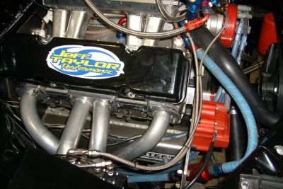 "Jeff Taylor 316"" Chevy SuperStock/Comp Modified Engine"