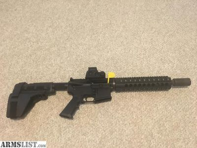 For Sale/Trade: Rock River Arms AR Pistol